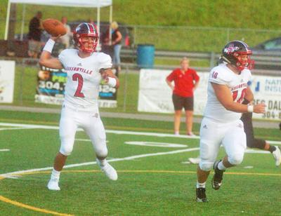 Will Hackney Sissonville quarterback