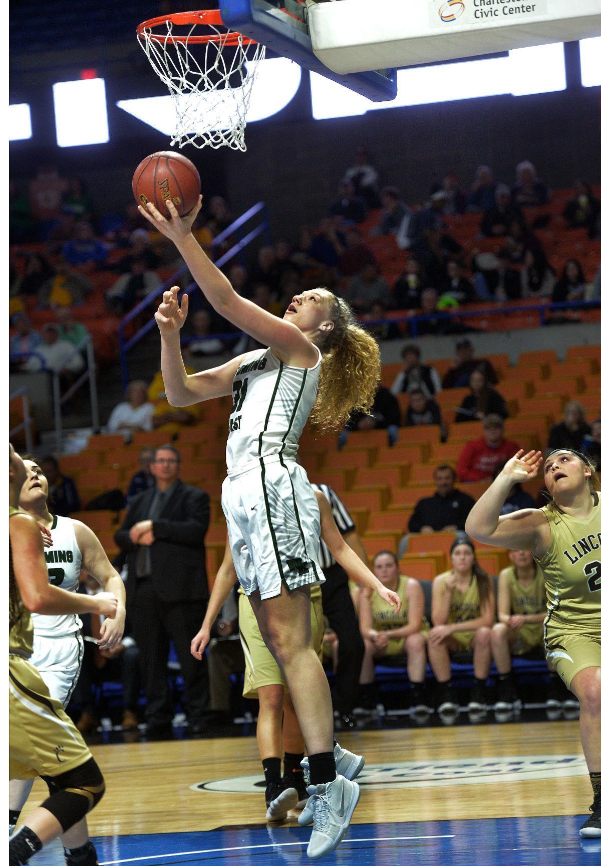 Girls basketball state tournament: Gabby Lupardus injury overshadows ...