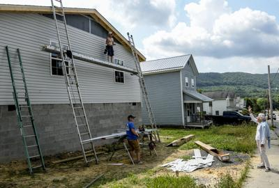 rainelle construction