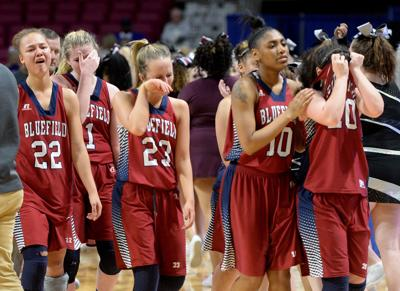 bluefield loses north marion