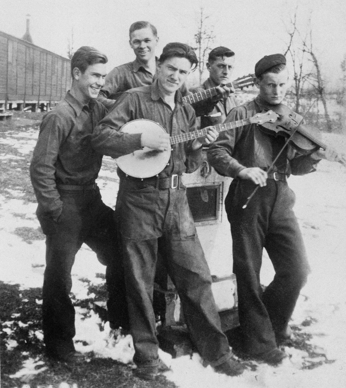 string band at camp price