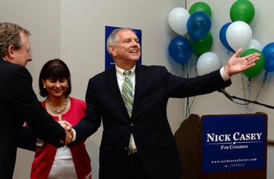 Casey, Mooney win U.S. House primaries