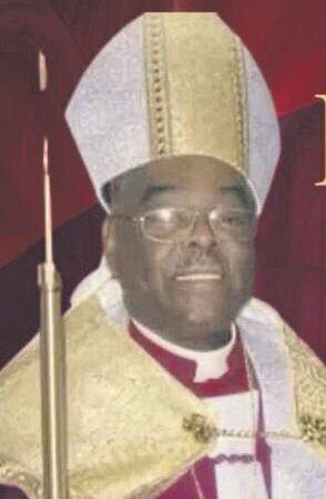 Bishop John M. Faucett