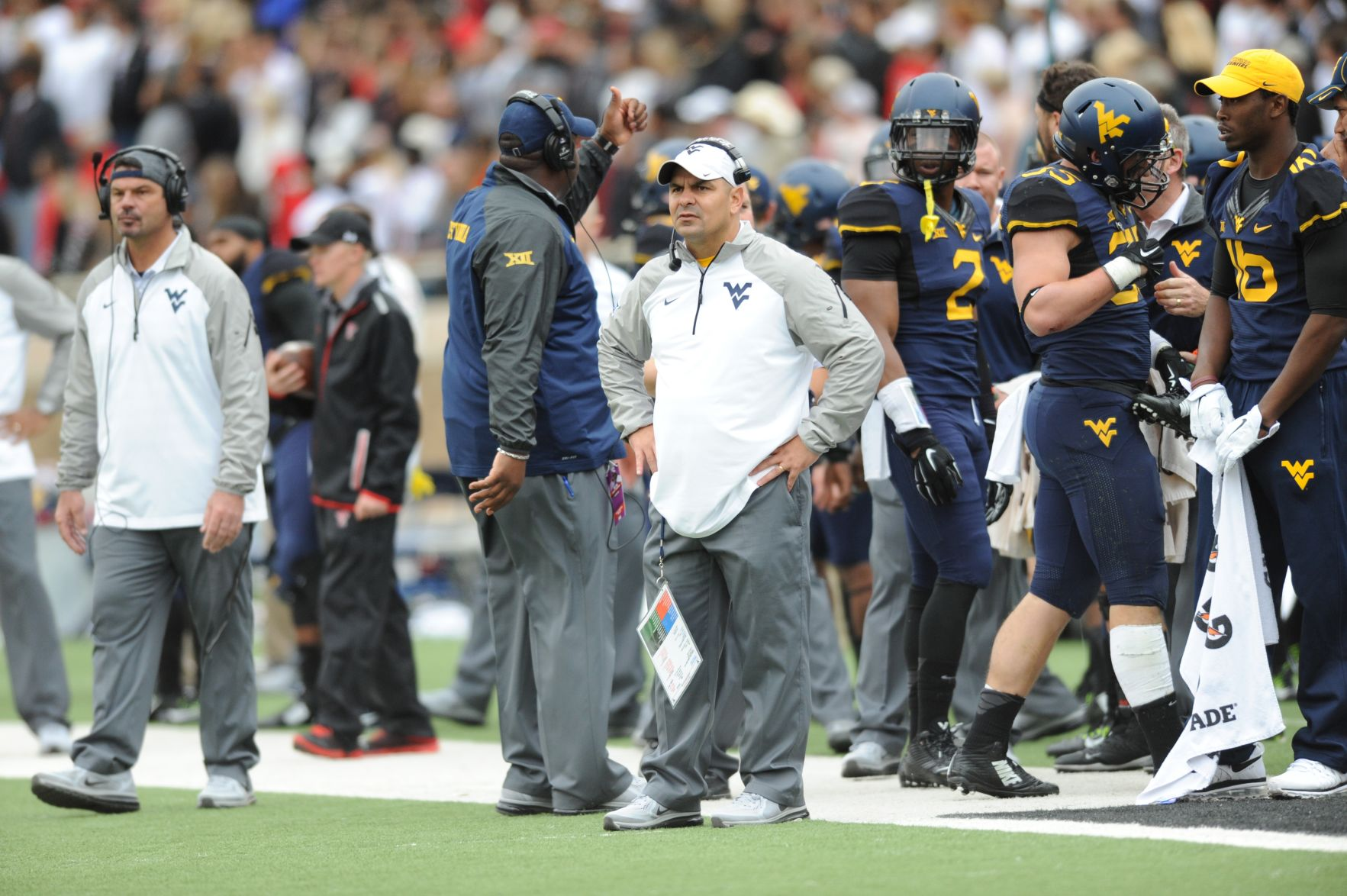 football coaching resume%0A WVU FOOTBALL  Boone County native  WVU defensive coordinator  has come a  long way