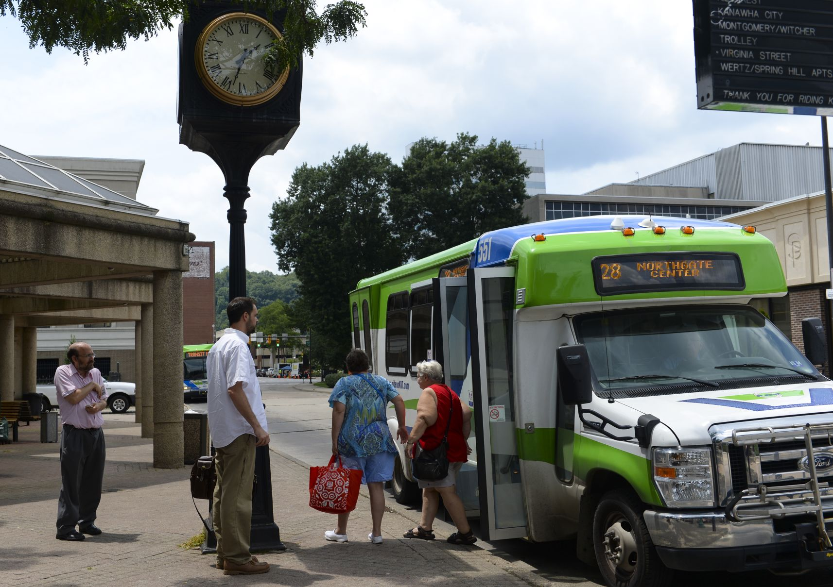 KRT riders getting used to flat fare
