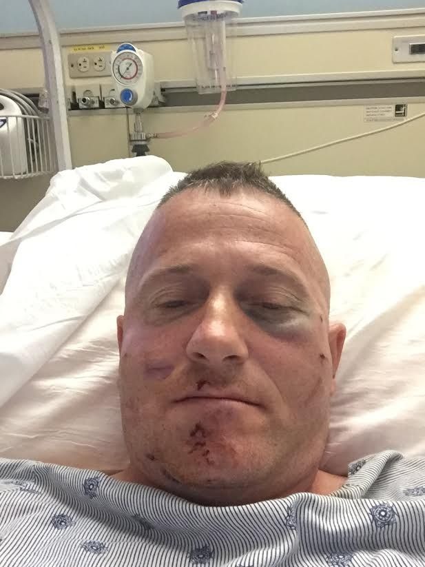 Senate candidate from Logan County recovering after attack