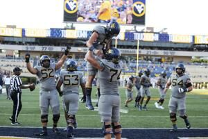 Neal Brown looking forward to WVU's faceoff with the Hokies
