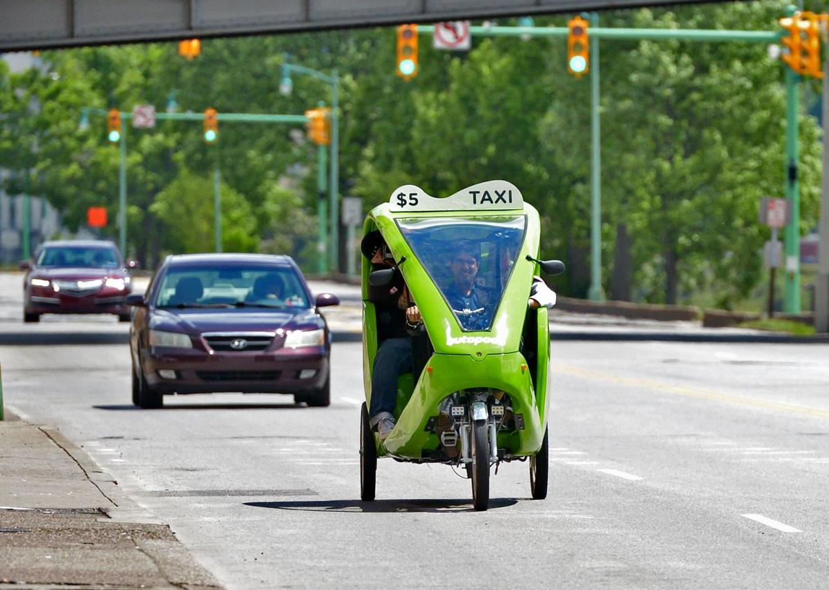 Pittsburgh pedicab company expands to WV capital