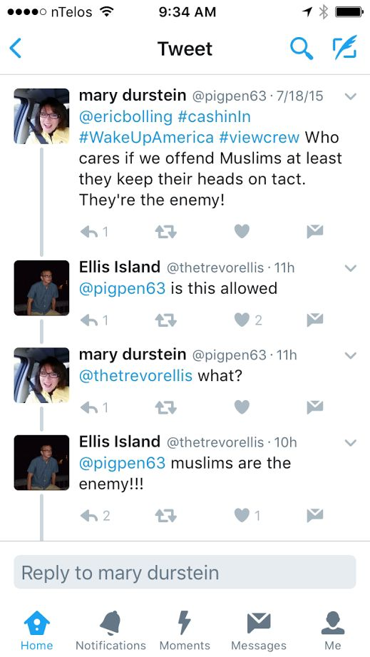 Cabell school system investigating teacher's anti-Muslim tweets