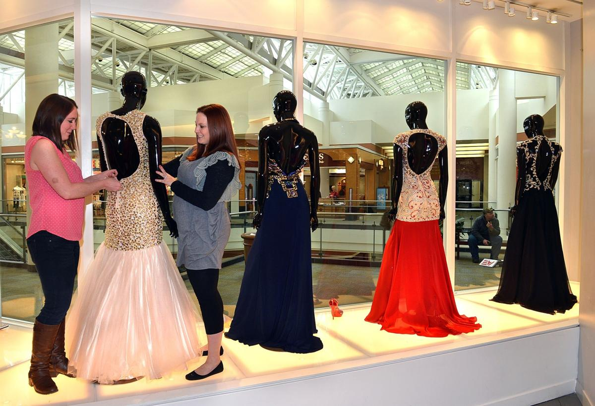 Formal wear shop opens in Town Center