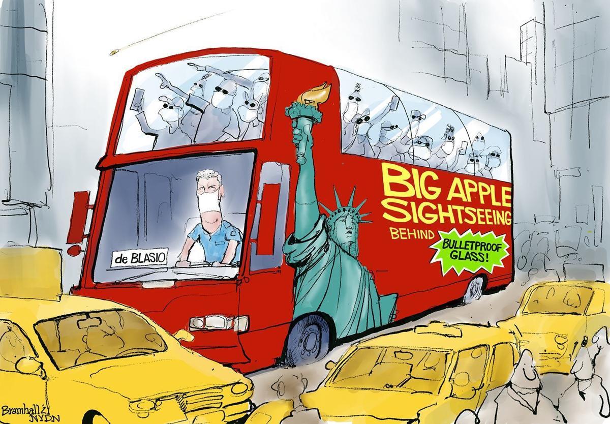 Gazette-Mail cartoon: July 26, 2021