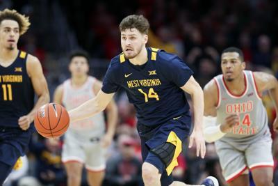 West Virginia Ohio St Basketball