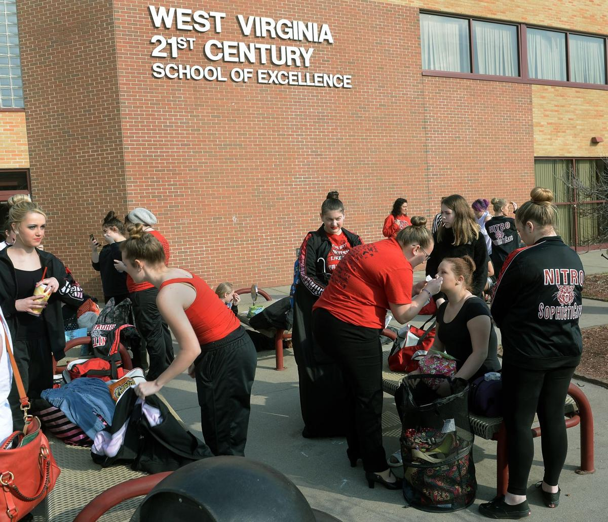 WV Show Choir Festival highlights vocals, costumes and friendships