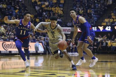 d41e673c087 WVU basketball: Beetle Bolden 'probably' done for season with ankle ...