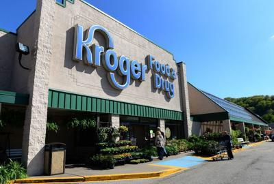 Kanawha City Kroger grocery (copy)