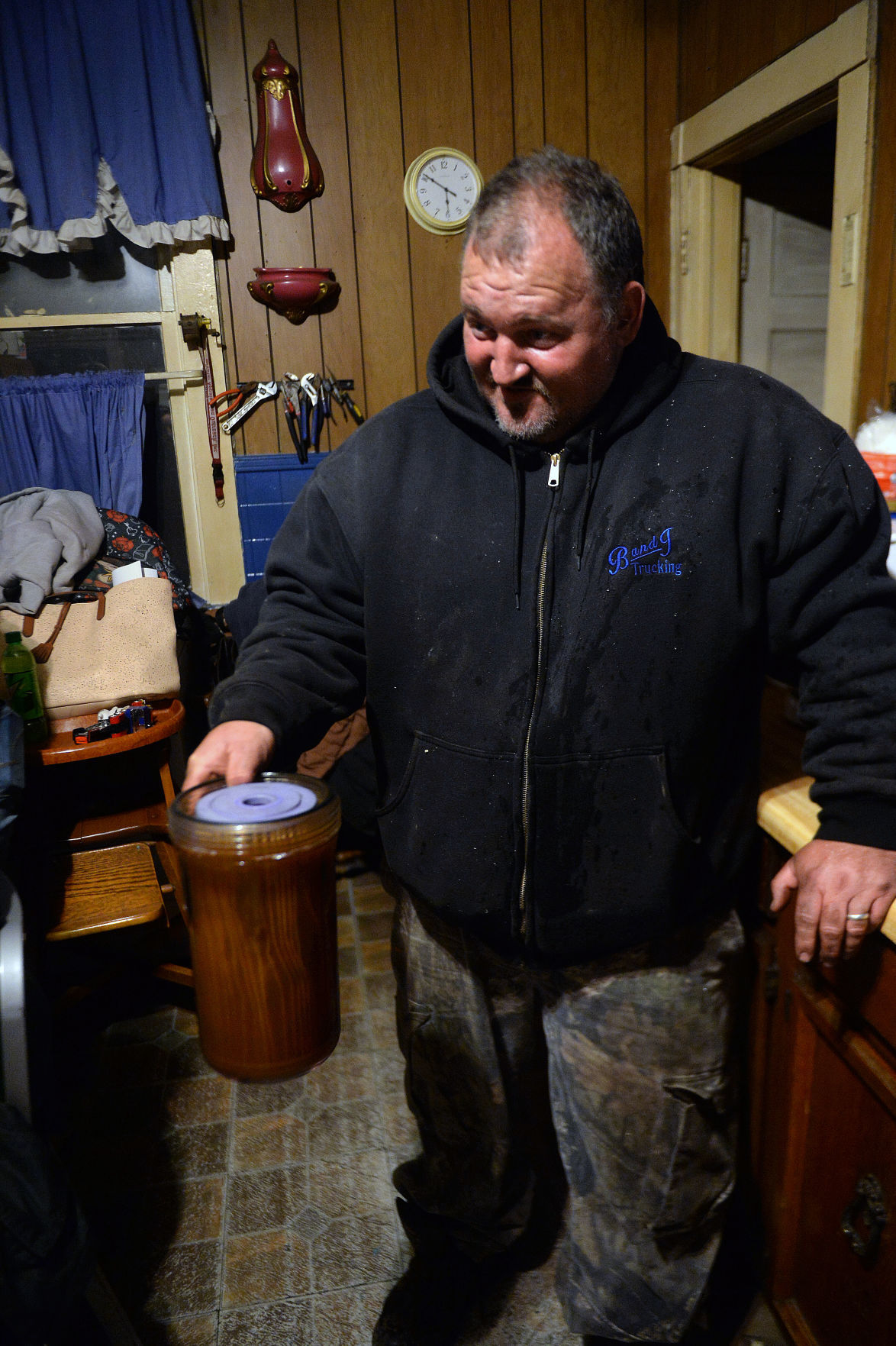 Stirring the Waters: In Southern WV, days without water are a way of