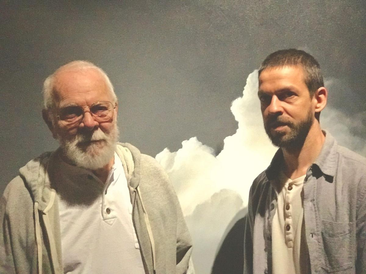 HMA artist paints his way back into the light