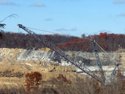 Patriot Coal to phase out mountaintop removal