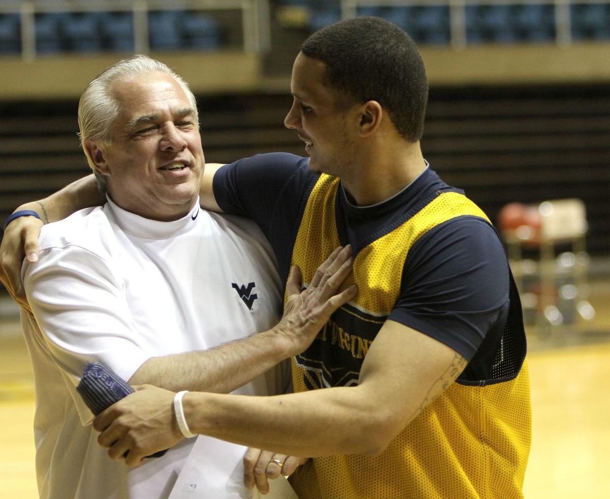 WVU men's basketball assistant Billy Hahn retires