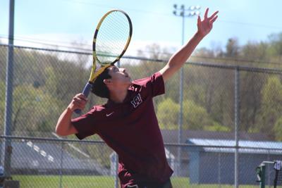GW boys tennis