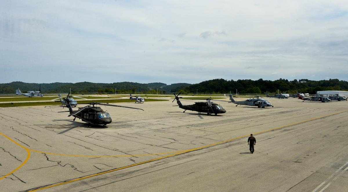 Military Planes at Yeager