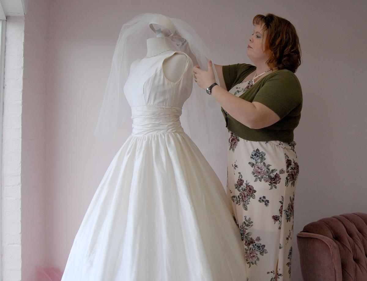 Blushing Rose Bridal offers consignment bridal attire and wedding ...