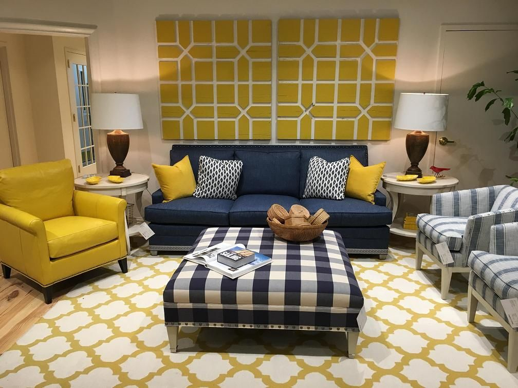 Superbe WV Design Team: Fall Market Showrooms Predict Mountaineer Themed Trend