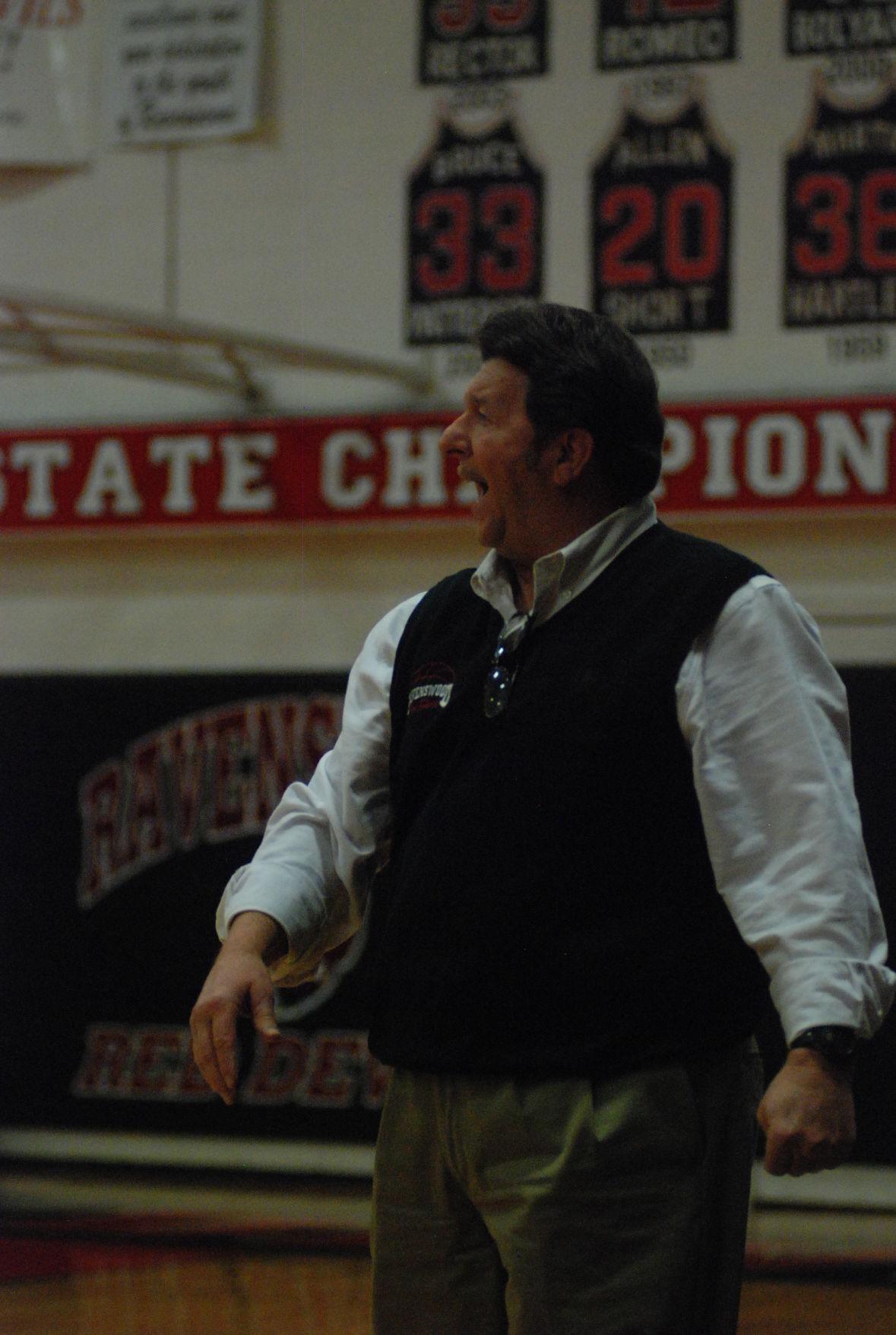Ravenswood coach Mick Price
