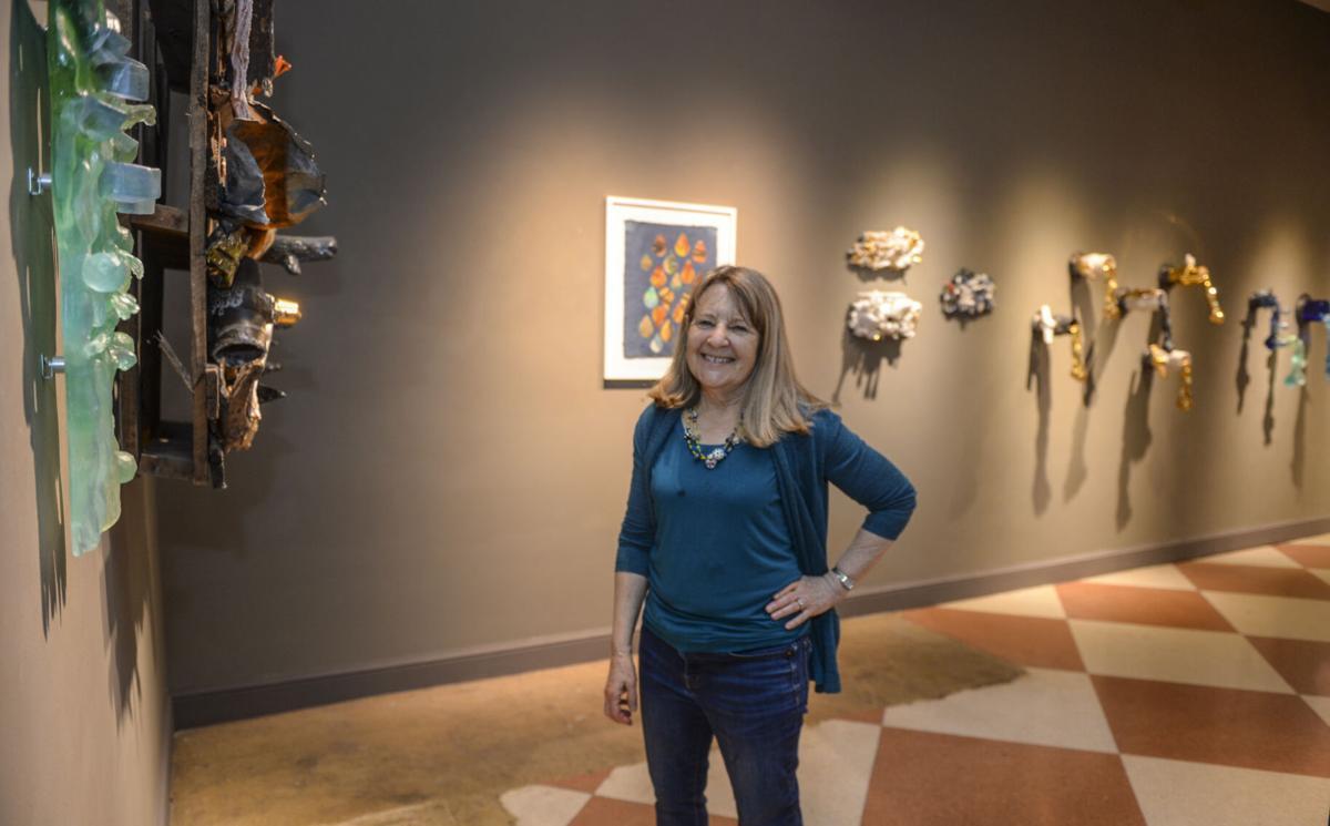 Barrie Kaufman Art Show
