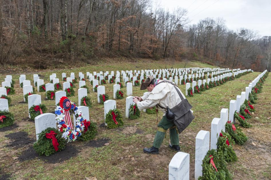 Hundreds honor WV veterans in annual Wreaths Across America event
