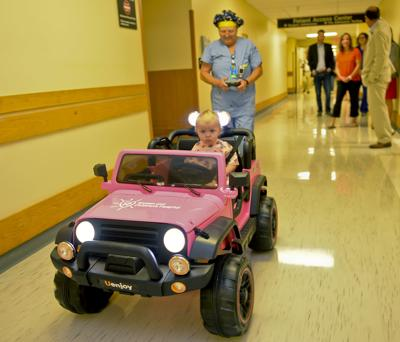 CAMC Womens & Childrens Tiny Cars