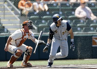 West Virginia UT Austin Baseball