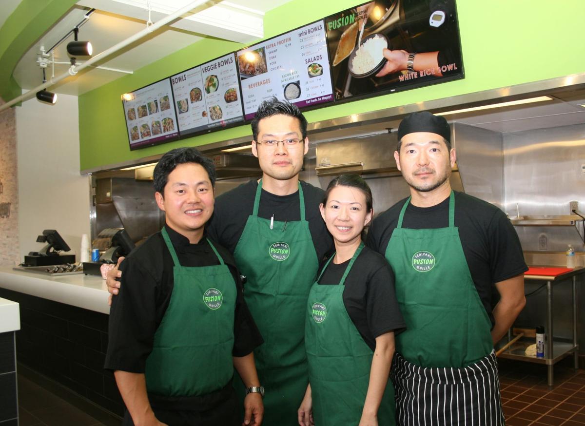 New teriyaki restaurant features fresh fare