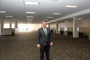 Community space: Ball Toyota offers spare Patrick Plaza building for nonprofit events.