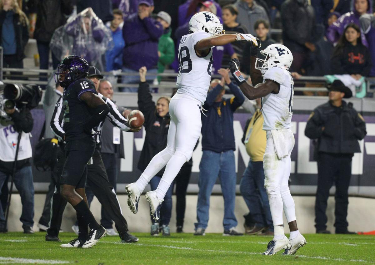 Wvu Football Late Touchdown Lifts Mountaineers Past Tcu 20