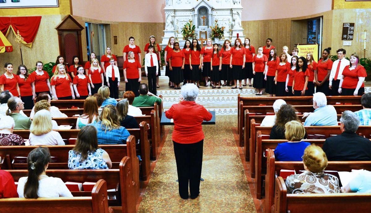 Appalachian Children's Chorus celebrates 25 years