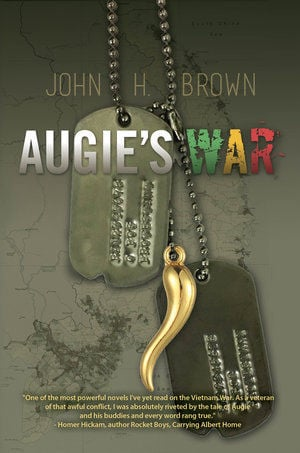 Augie's War book cover