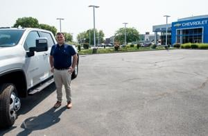 Kanawha Valley auto dealers coping with microchip shortage.