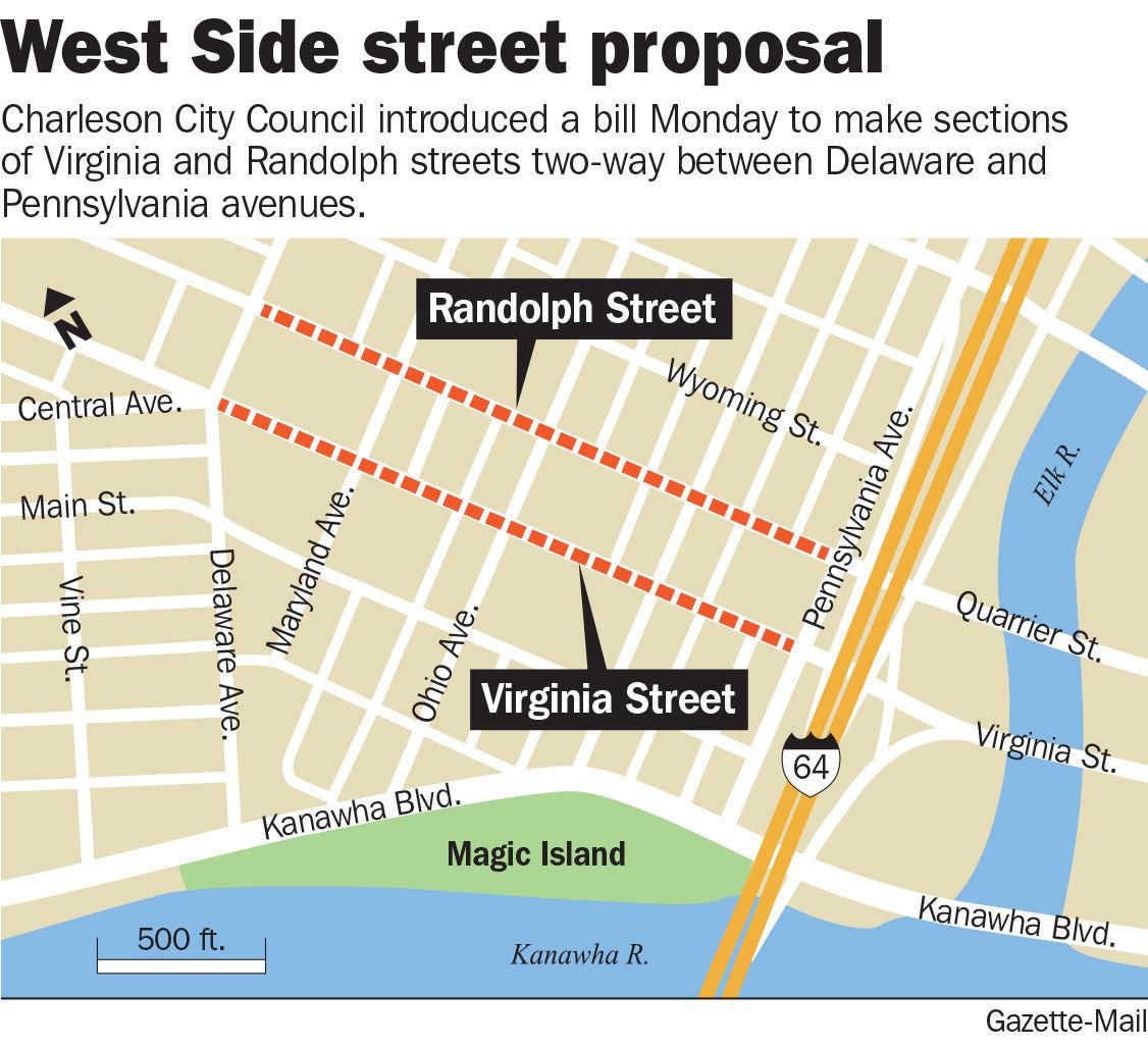 West Side street proposal