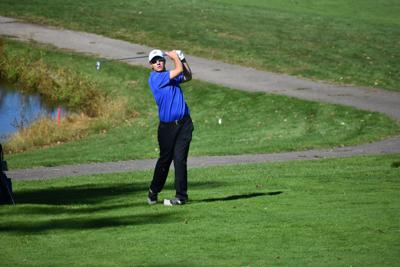 Capital golfer