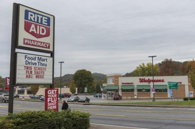 Rite Aid stores in WV begin transition to Walgreens