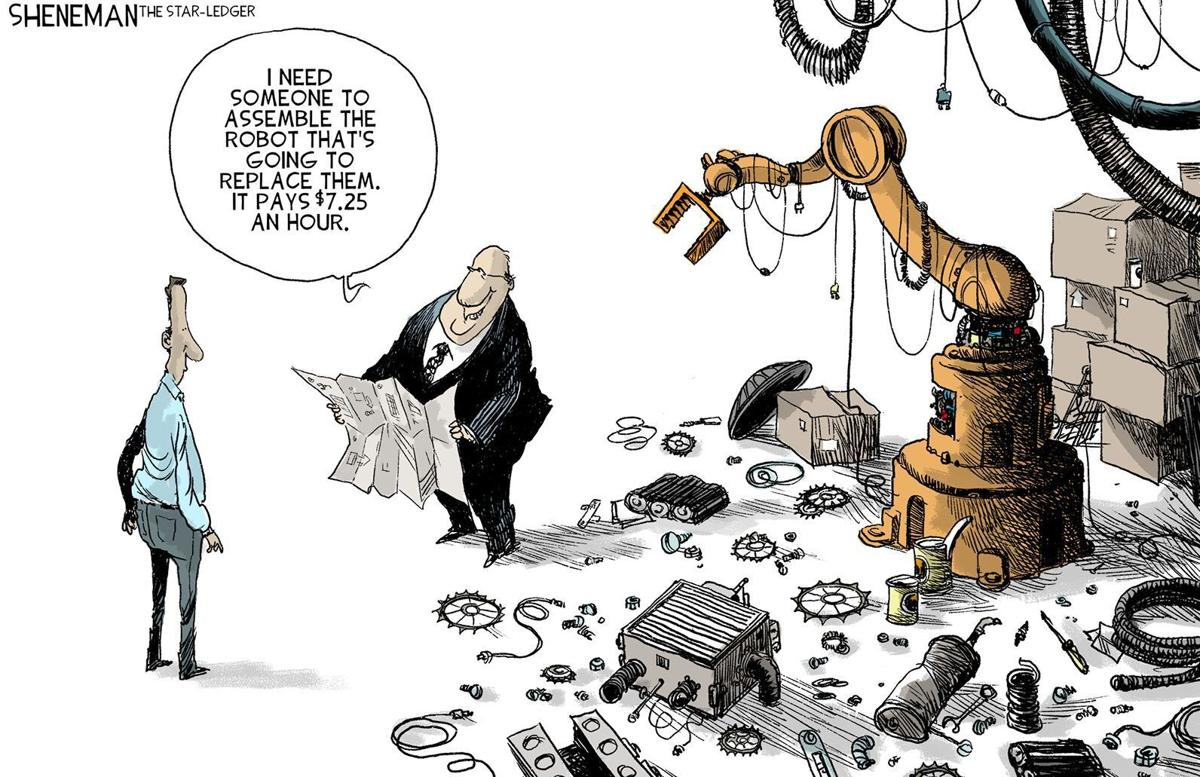 Gazette-Mail cartoon: July 30, 2021