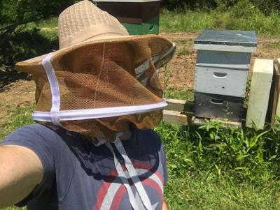 Bill the beekeeper