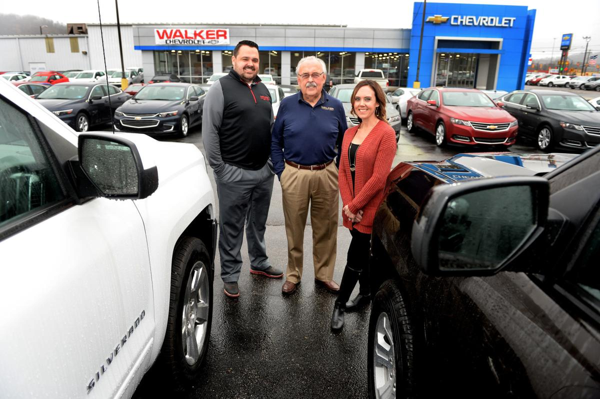 Gene Walker Takes Over Chevrolet Dealership In Nitro His Second Business Wvgazettemail Com