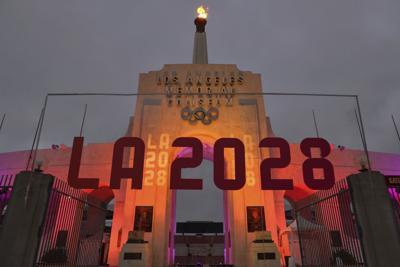 Paris awarded 2024 Olympics, Los Angeles gets 2028