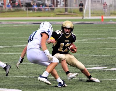 Scott quarterback Klay Matthews