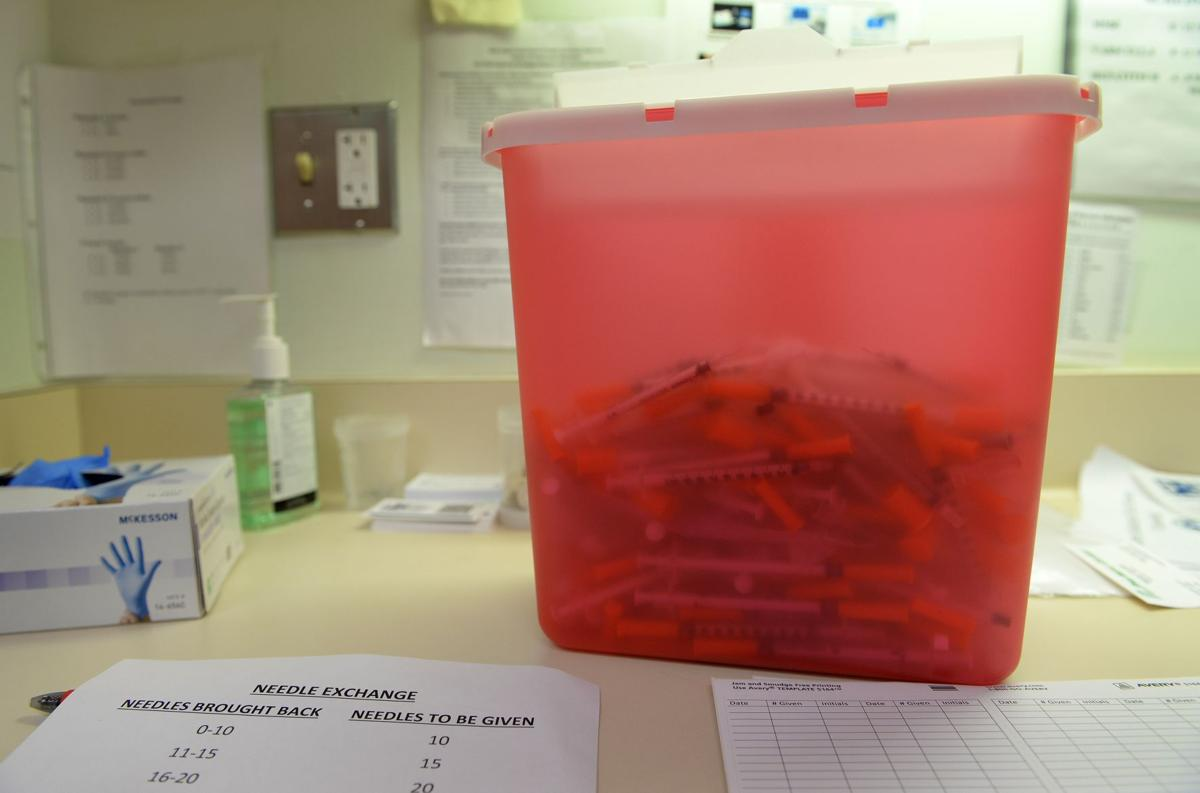 Kanawha health department expands needle exchange clinic hours