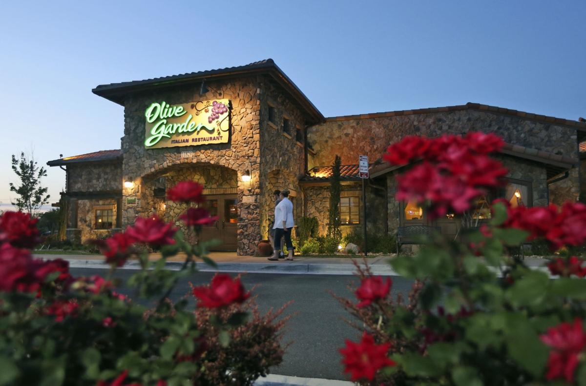 Is Olive Garden\'s problem that it\'s serving you too many breadsticks ...