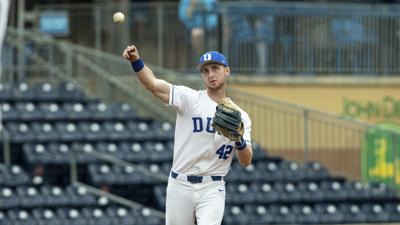 Pittsburgh Duke Baseball