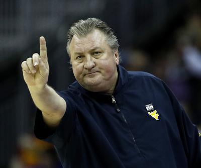 B12 West Virginia Kansas Basketball